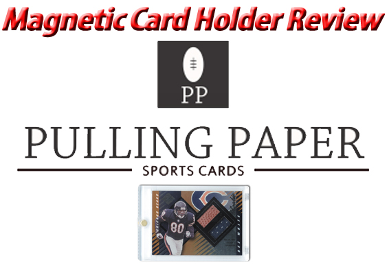 Magnetic Card Holder Review